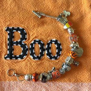 Jewelry - Halloween Charm Bracelet